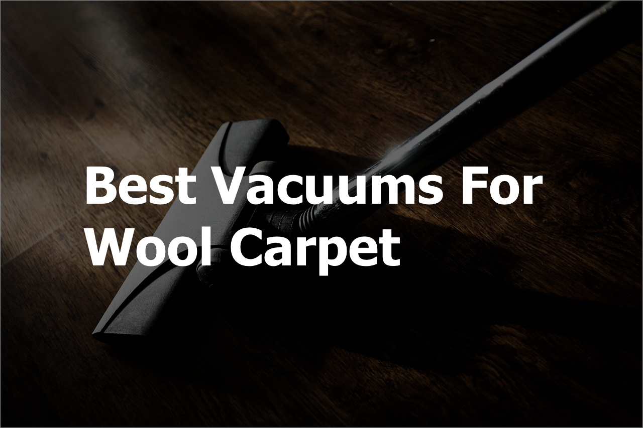 5 Best Vacuums for Wool Carpet