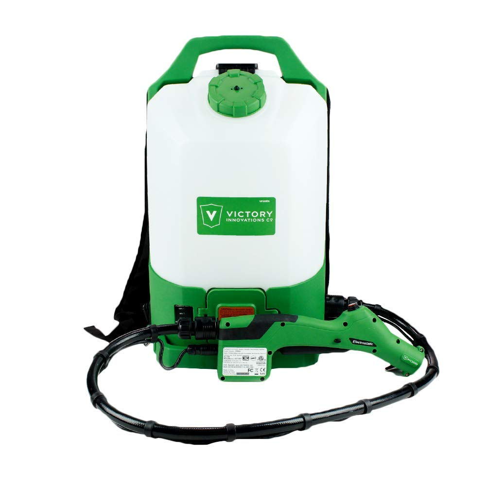 Victory Backpack Electrostatic Sprayer Review
