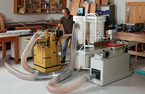 10 Best Cyclone Dust Collectors and Dust Collection Systems For The Money