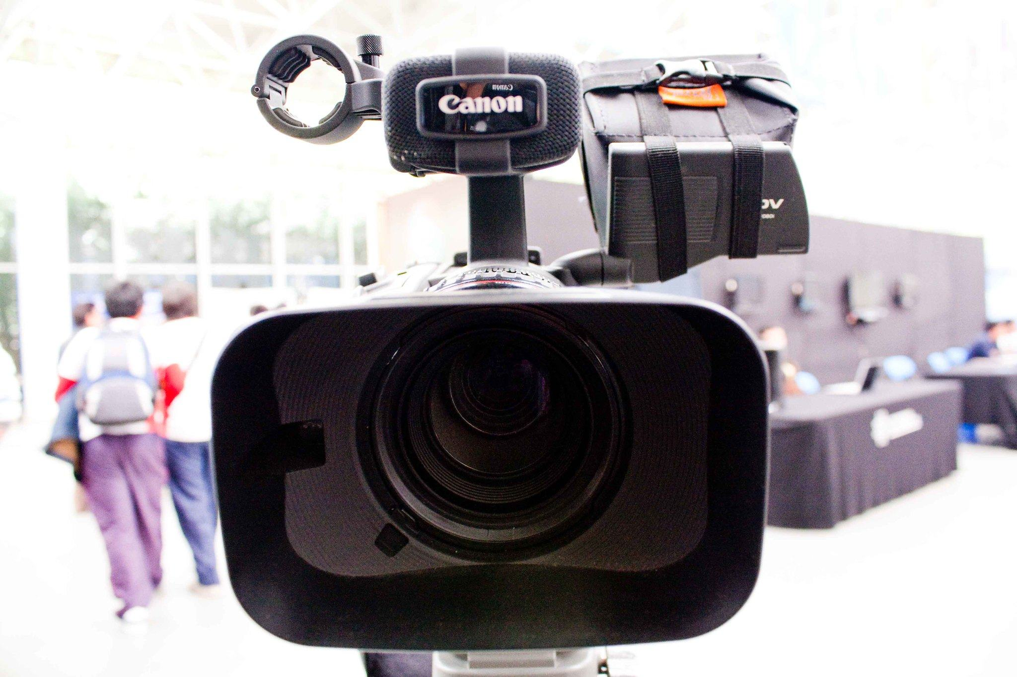 canon high definition video camera