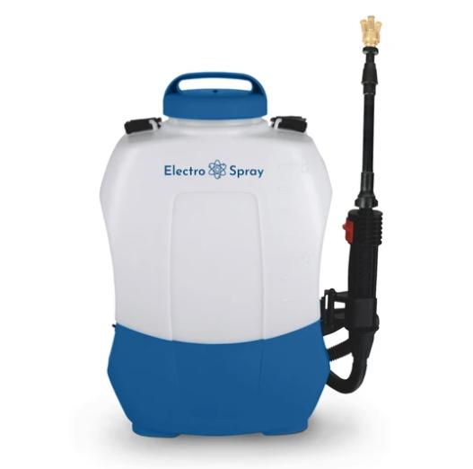 Electro-Spray Electrostatic Backpack Sprayer
