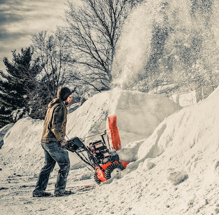 5 Best Husqvarna Snow Blowers