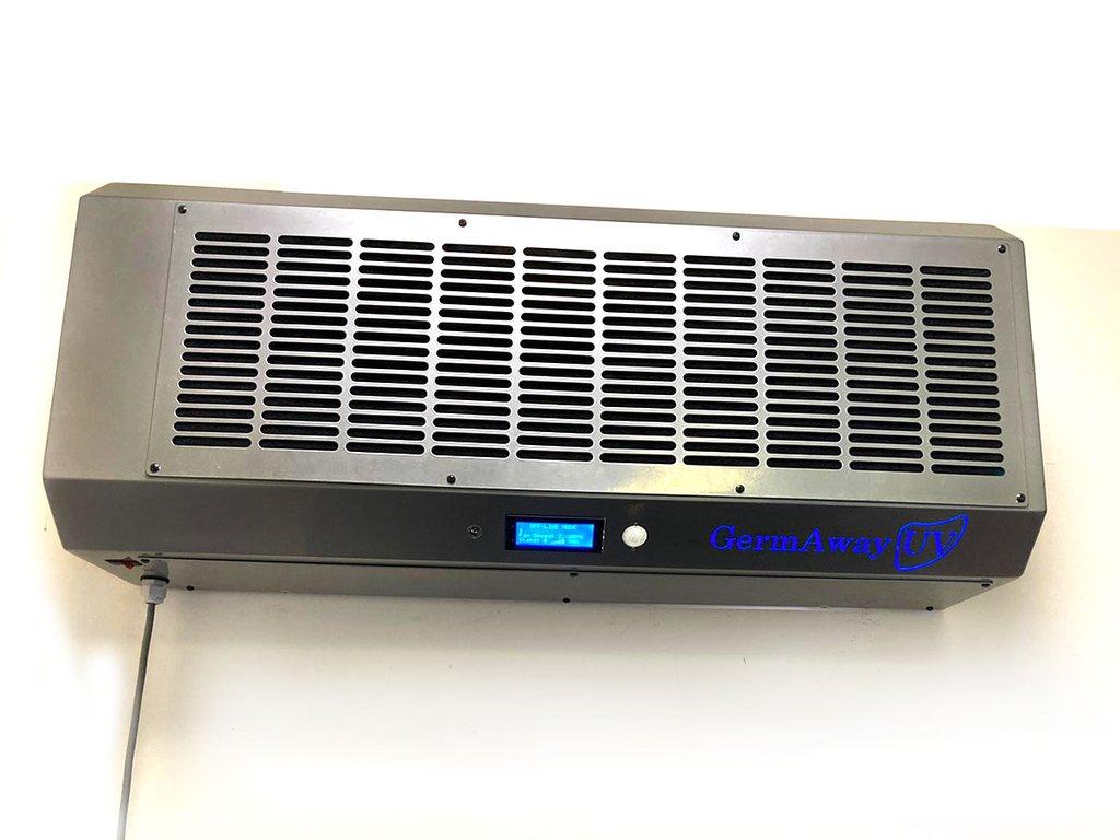 GermAwayUV Centurion High Occupancy 240 Watt UV Air Sanitizer