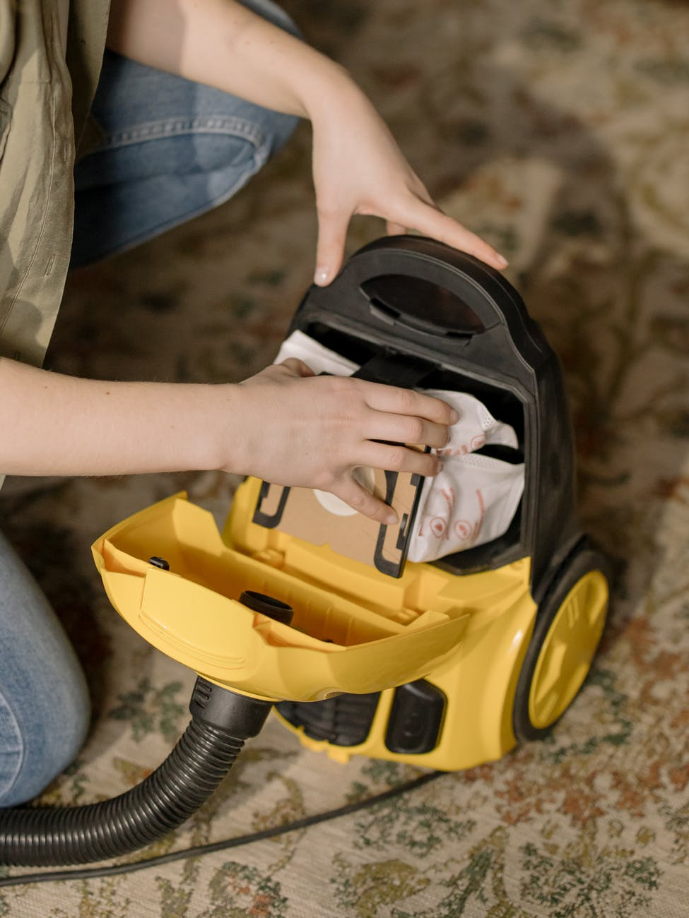 5 Best Bagged Vacuum Cleaners
