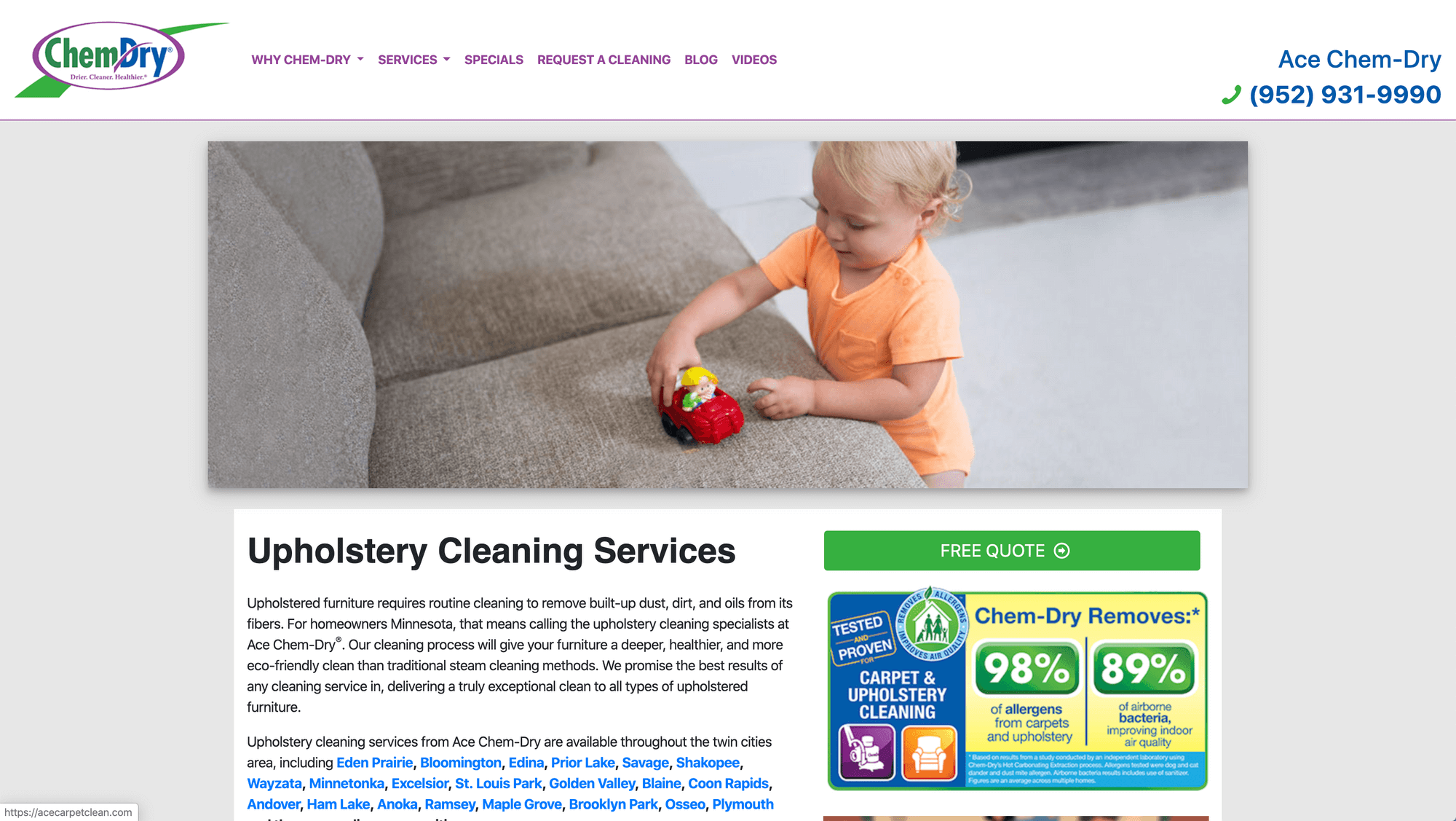 ace carpet cleaning