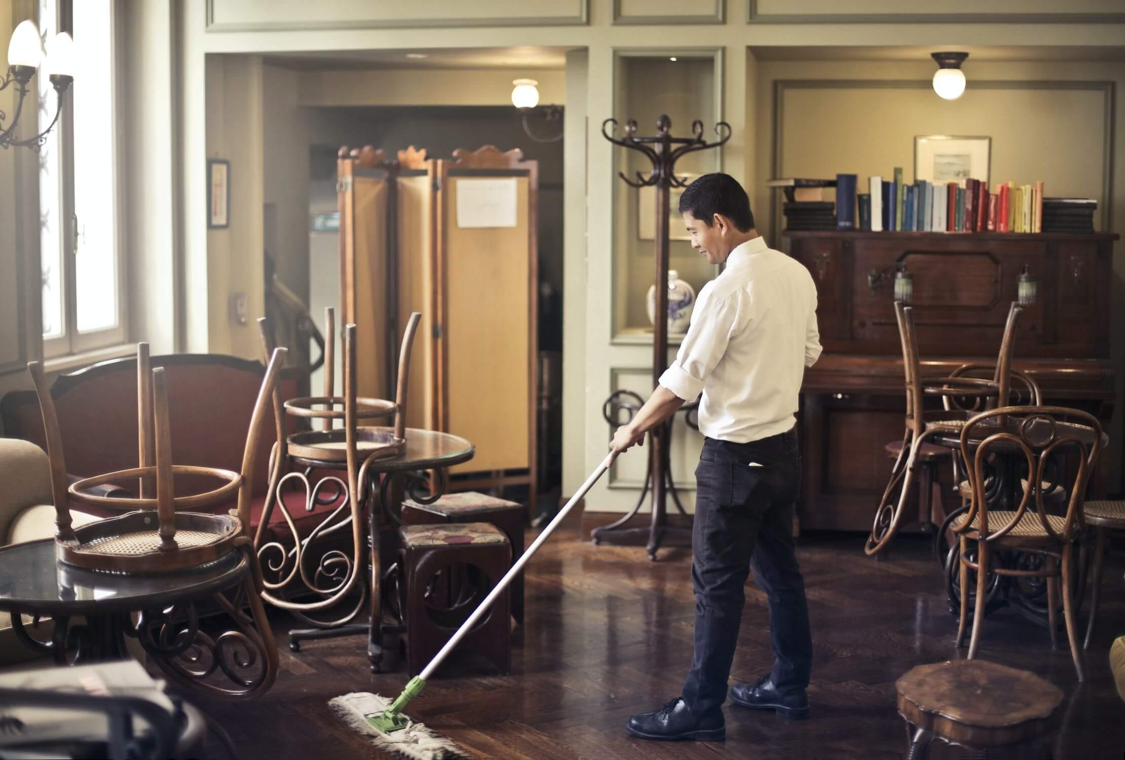 5 Best Rubbermaid Mops For All Floors
