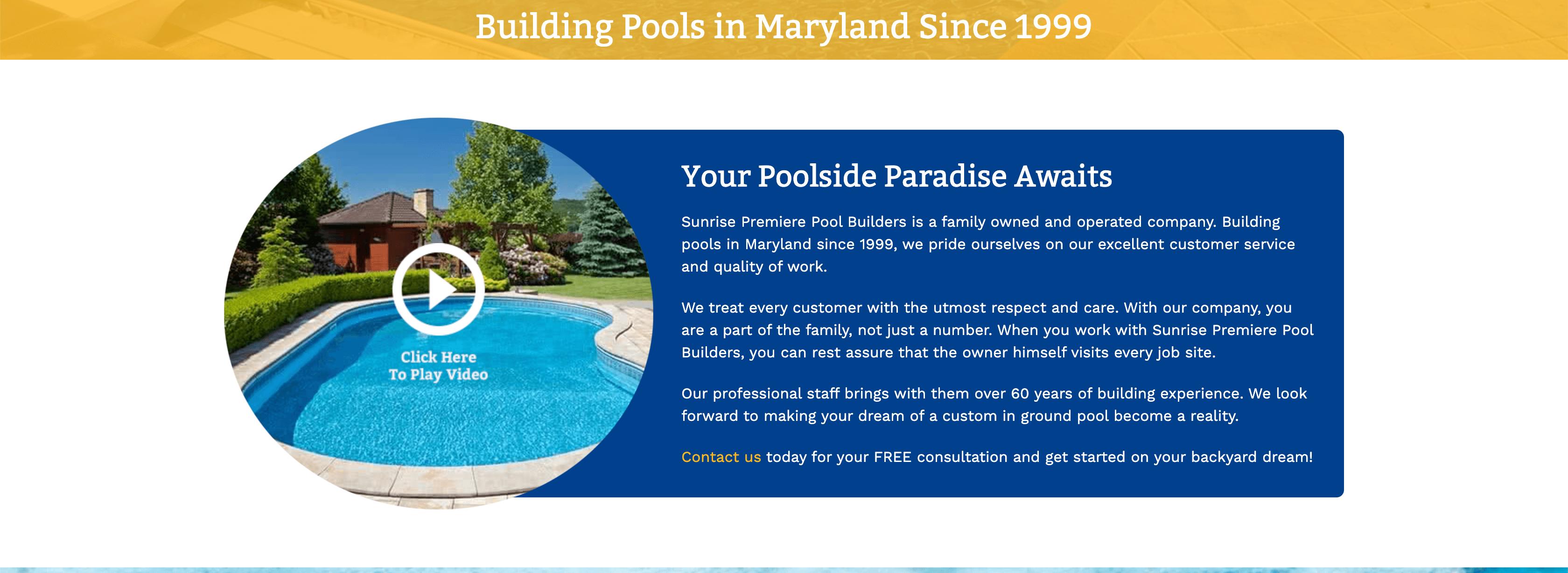 sunrise premier pools and spas blog