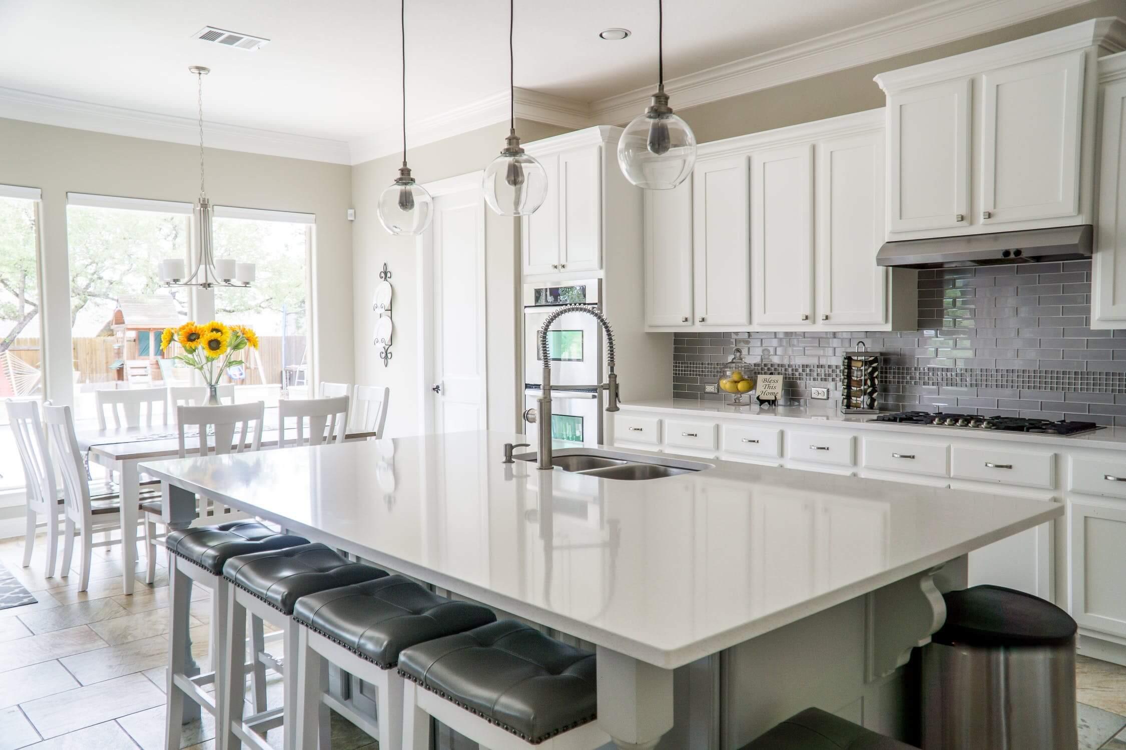 clean kitchen appliances