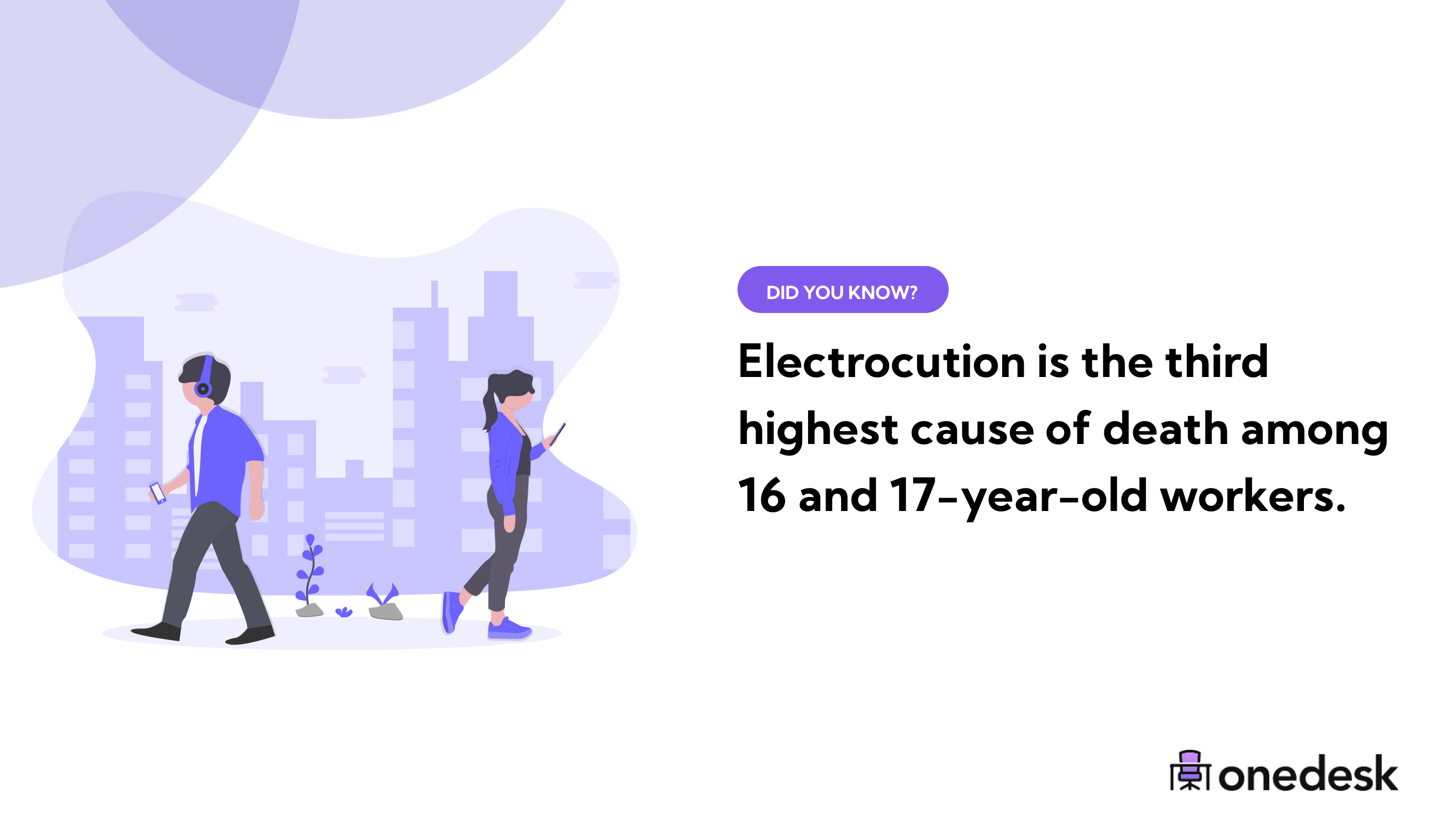 electrocution is a common cause of death
