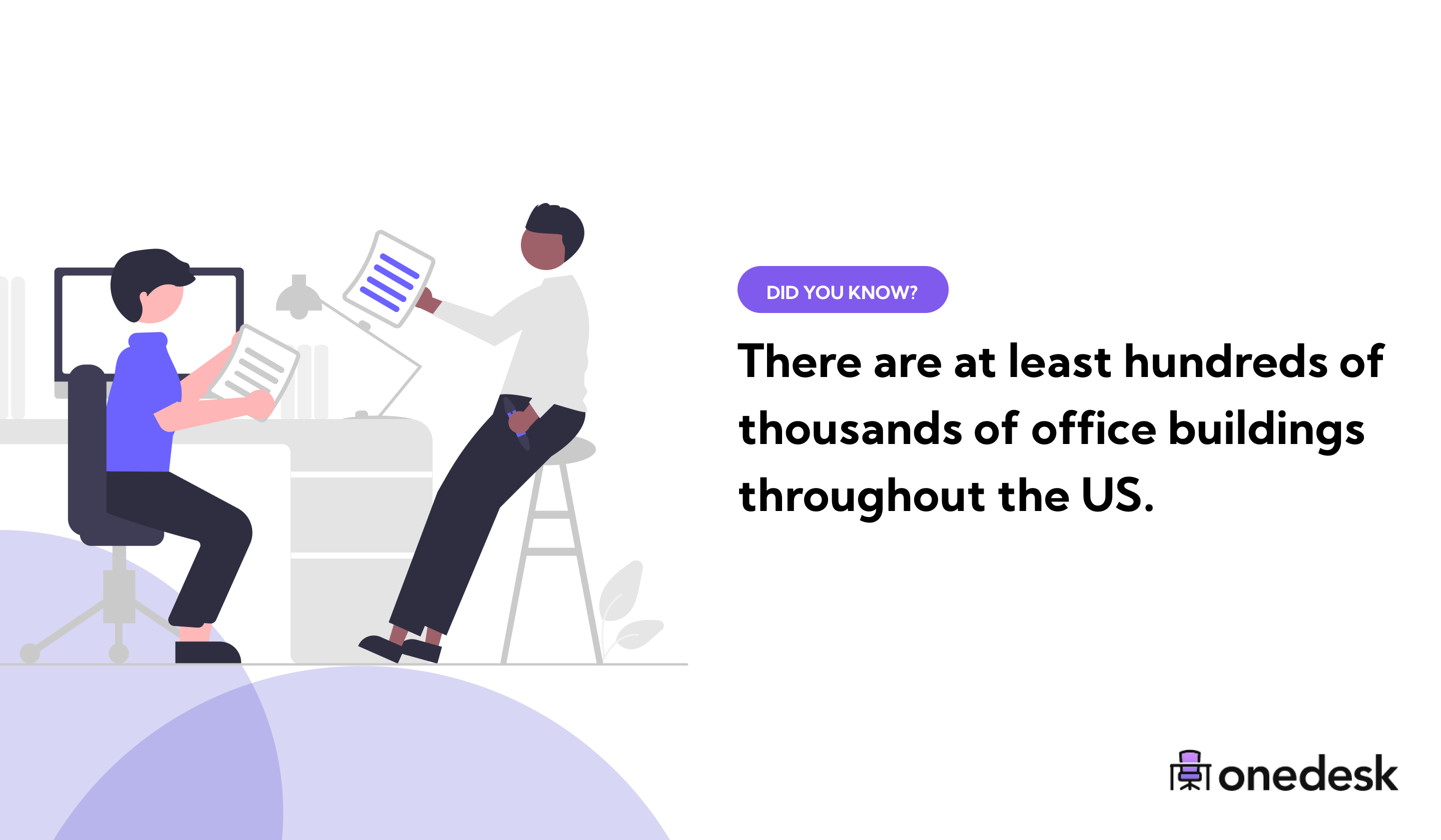 Number of Office Buildings in the US