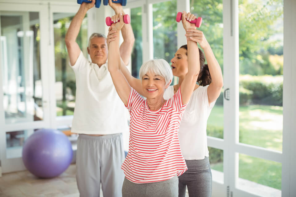 Tips to Slow Down Age-Related Muscle Loss