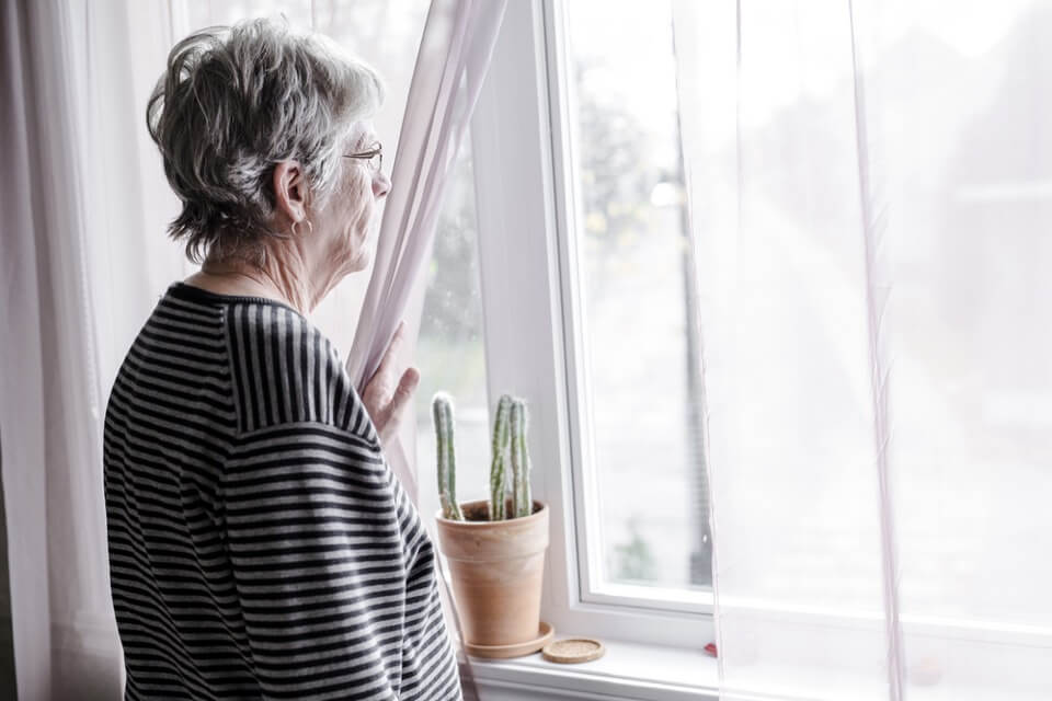 Are Depression and Loneliness Connected With Aging?