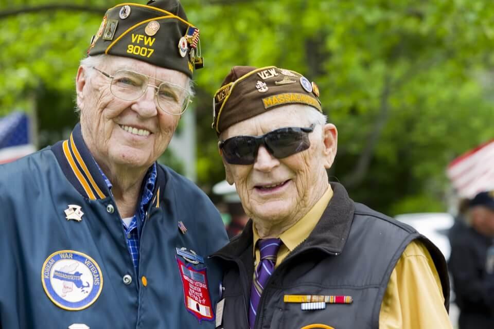 Organization helping seniors - Honor Flight Network
