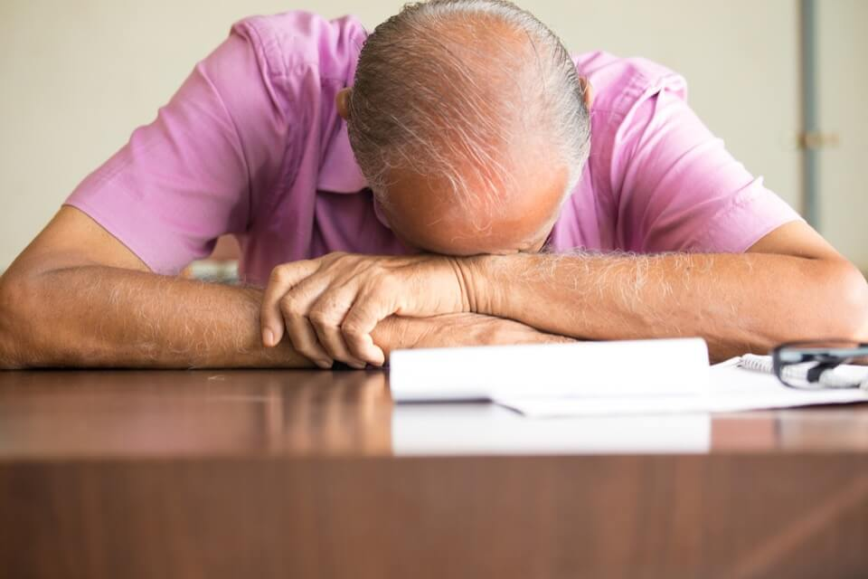 7 Medical Reasons for Feeling Tired All the Time