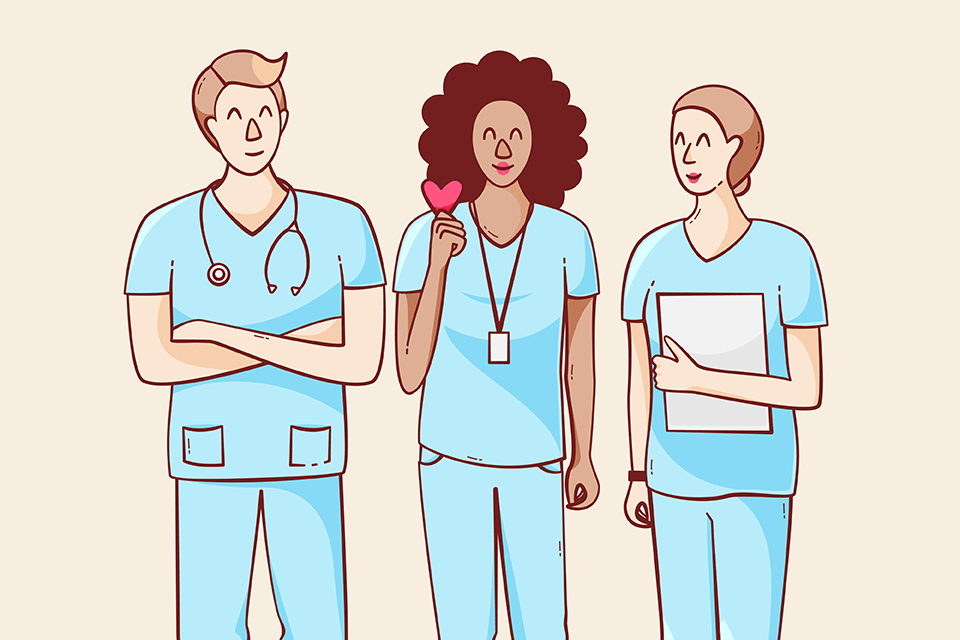 resources for healthcare workers and caregivers