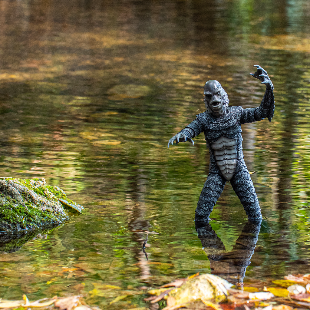 Creature from the Black Lagoon 1/6 Scale Figure - Silver Screen Variant