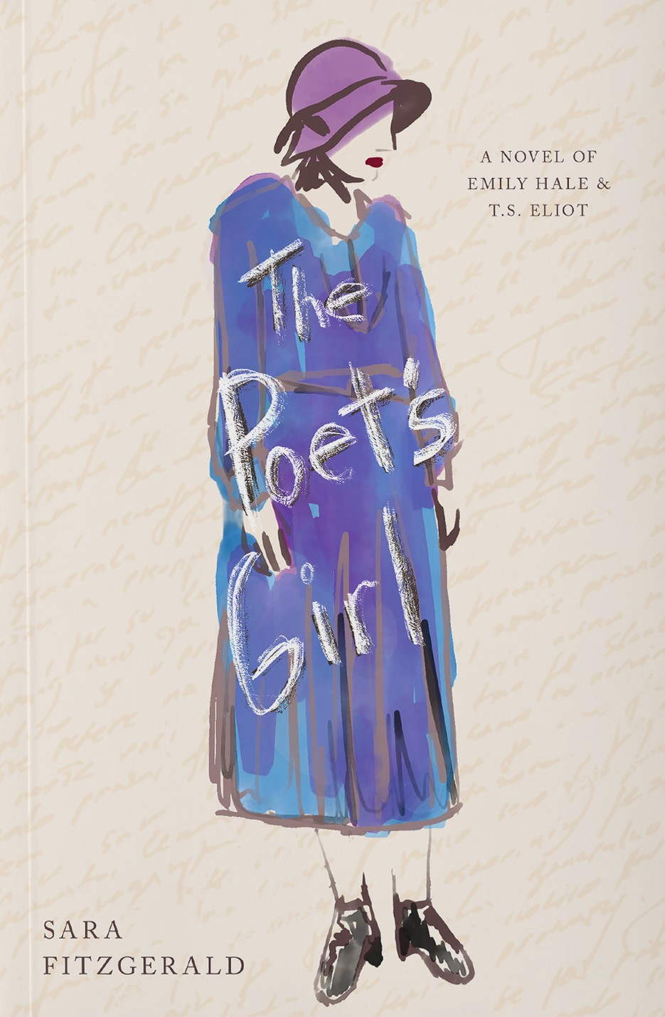 The Poet's Girl: A Novel of Emily Halre & T.S. Eliot