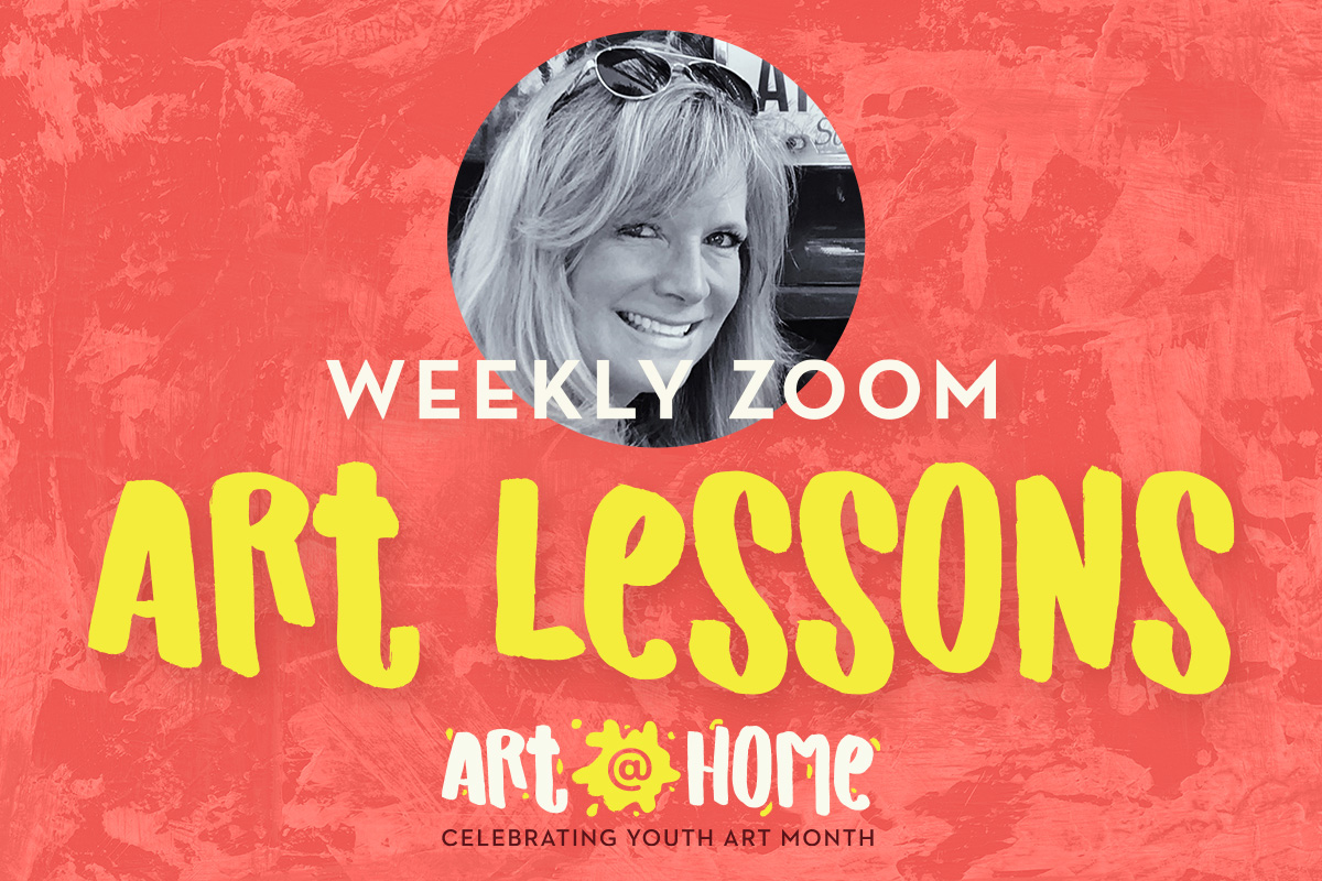 Weekly Zoom Art Lessons