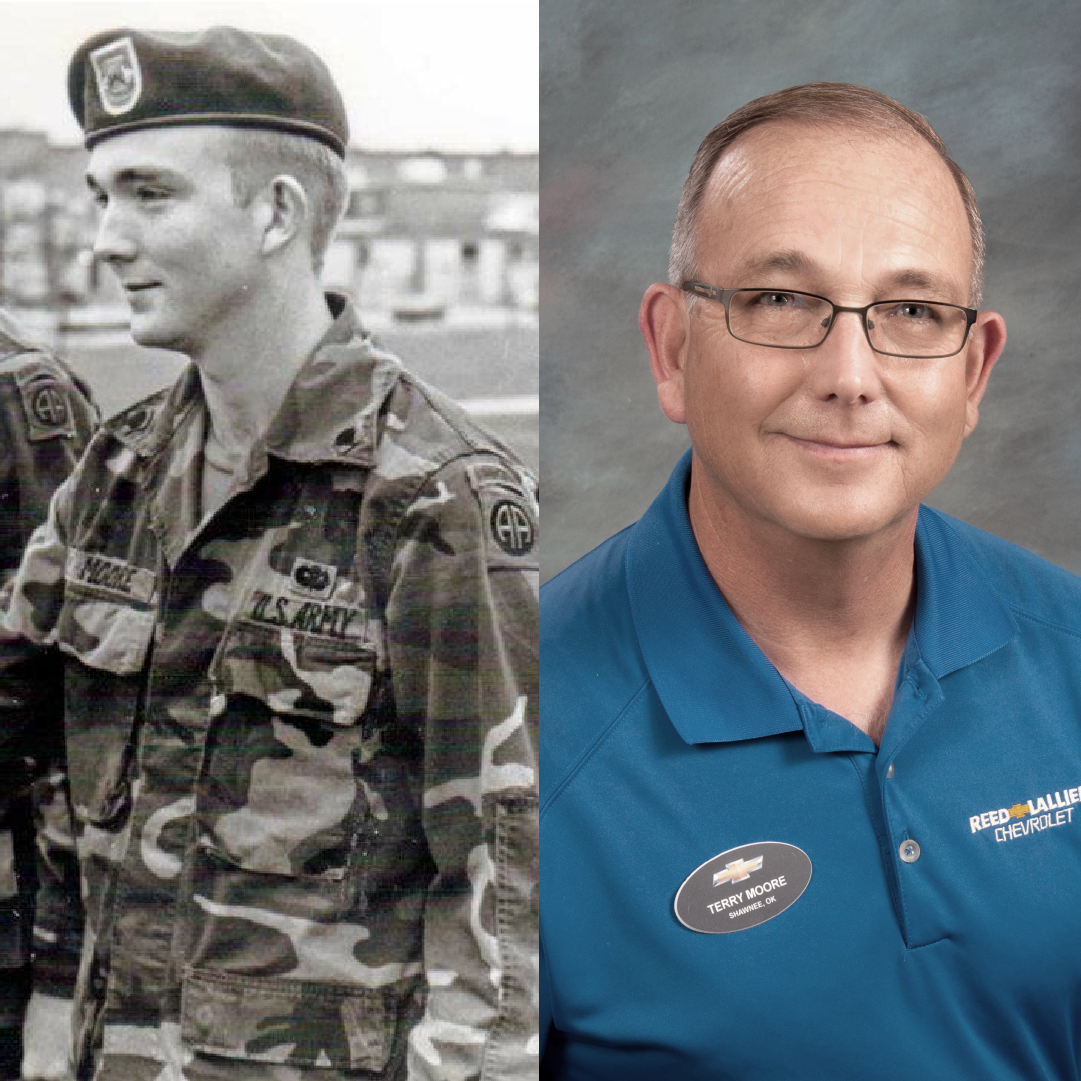 Military Appreciation Dealer Spotlight: Terry Moore