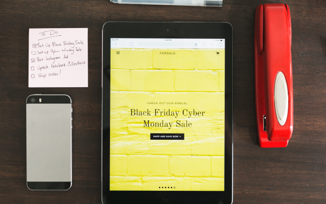How To Prepare Your E-Commerce Store for Black Friday & Cyber Monday