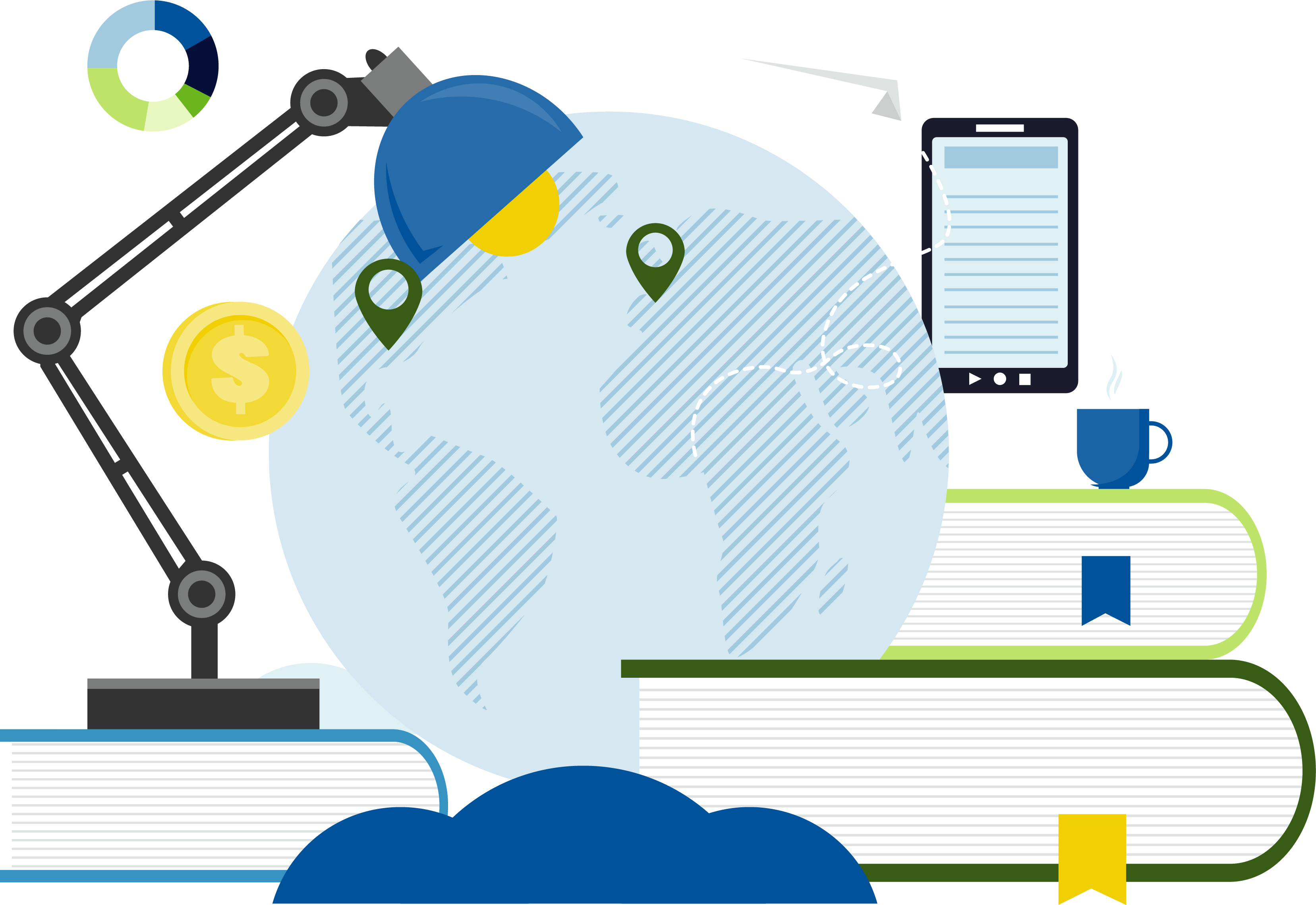 Publishing Tools and Global Reach Built for Success