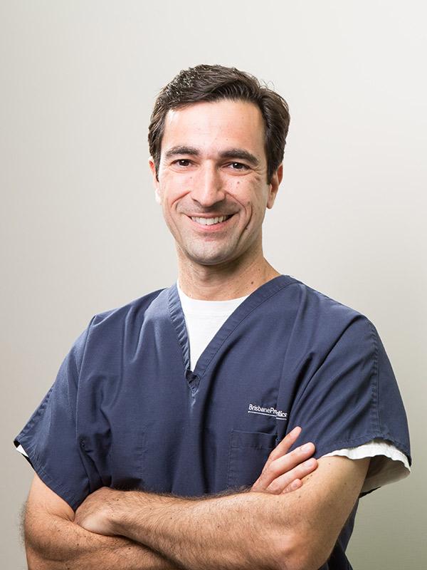 Dr Michael Mandikos
