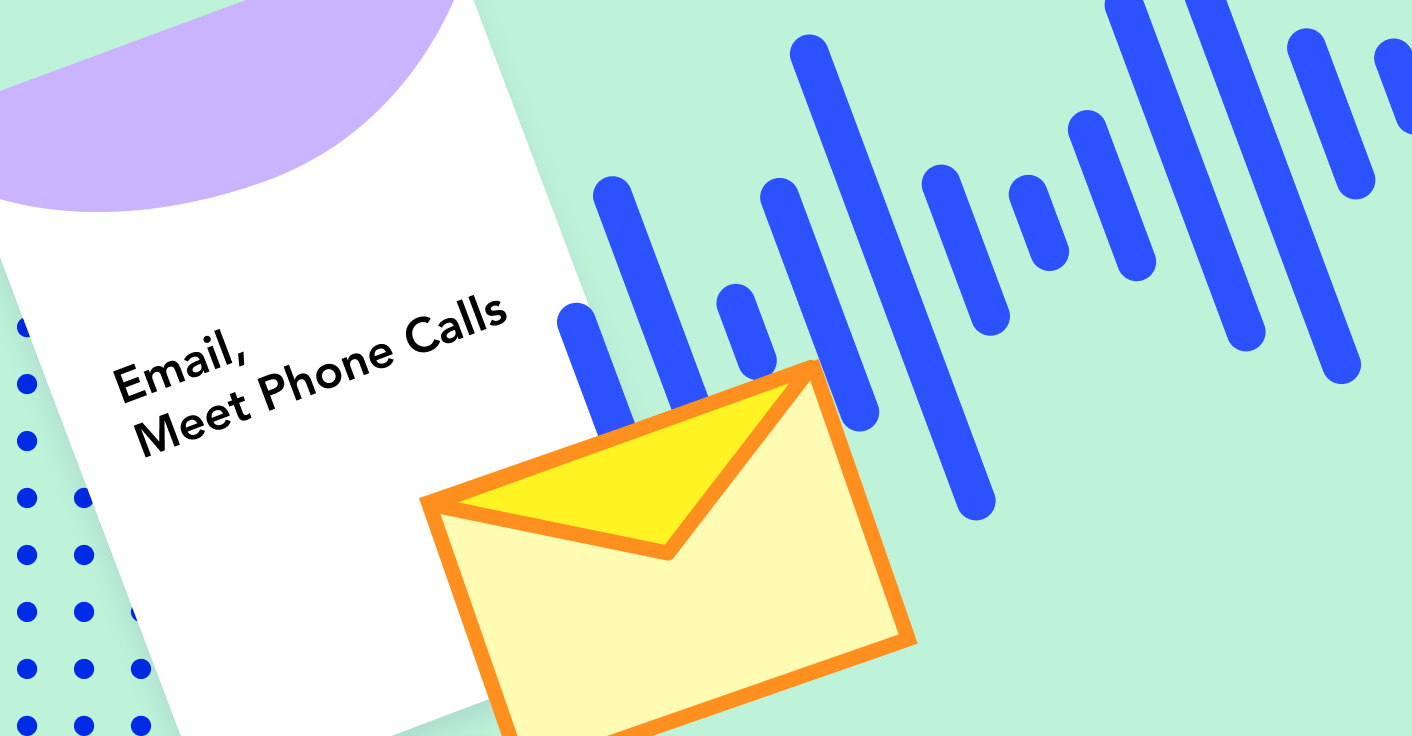 Email, Meet Phone Calls
