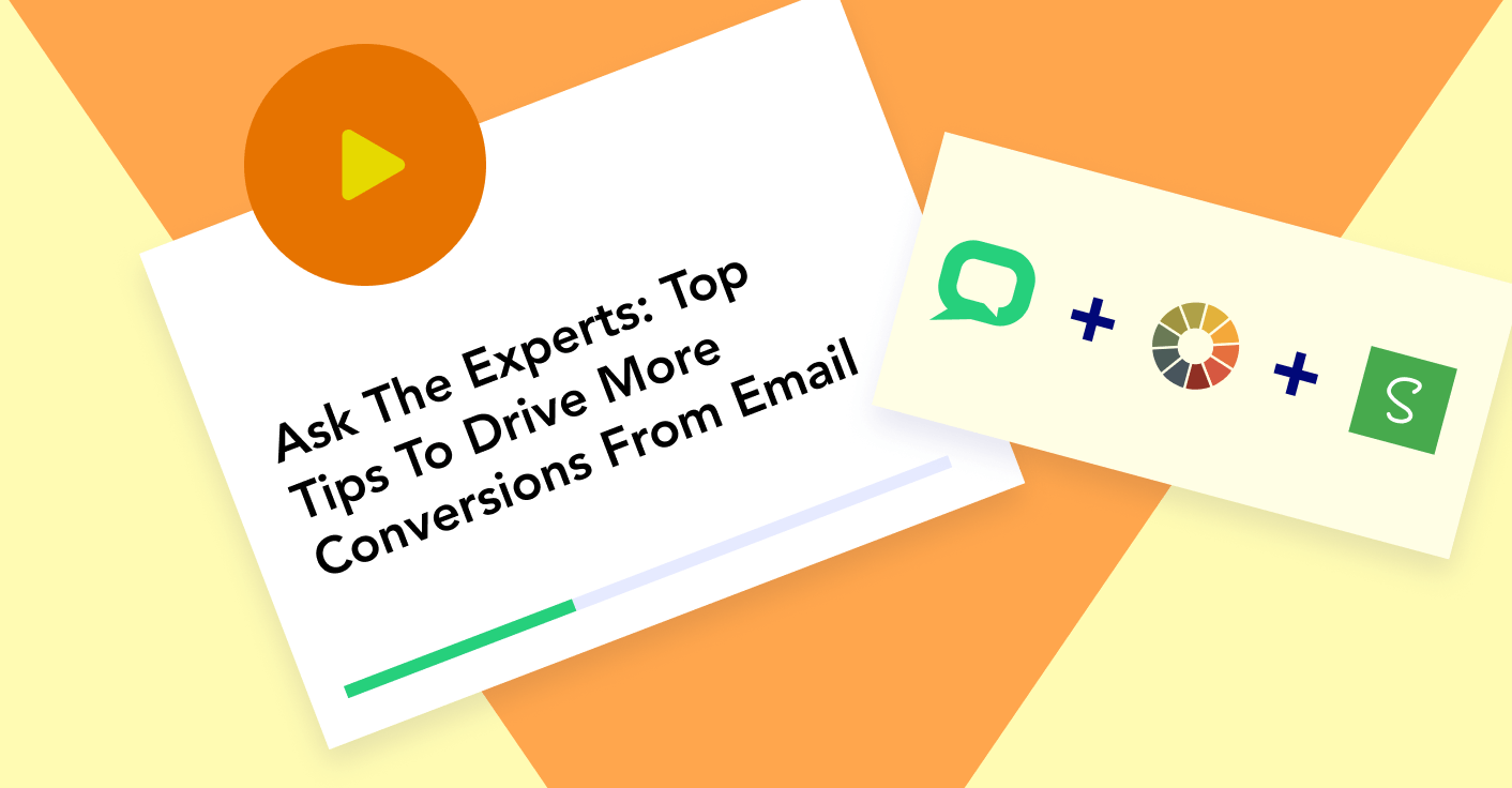Ask the Experts: Top tips to drive more conversions from email
