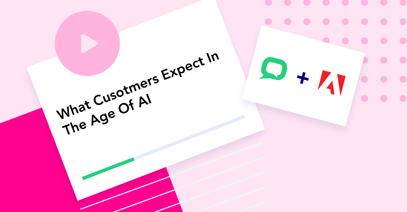 What customers expect in the age of AI