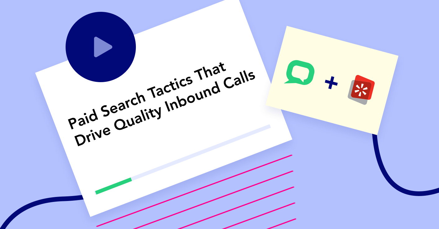Paid search tactics that drive quality inbound calls