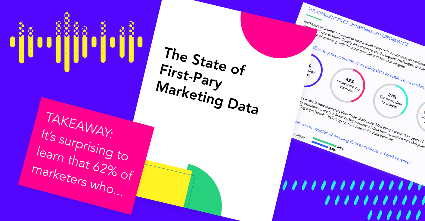 The State of First-Party Marketing Data