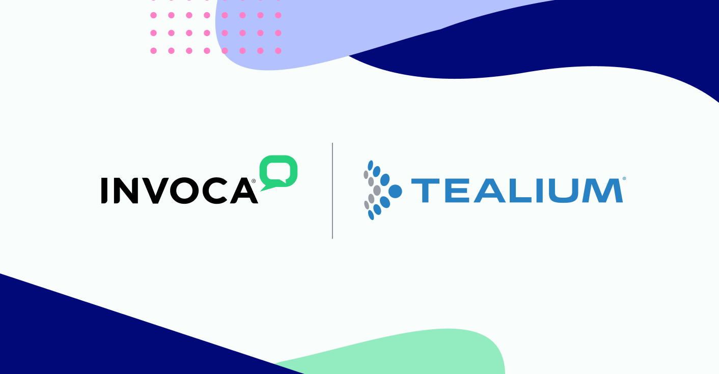 Invoca named Tealium's first strategic partner