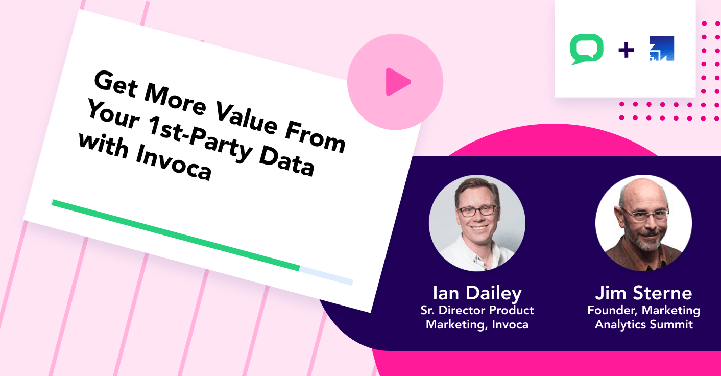 Get more value out of your first-party data