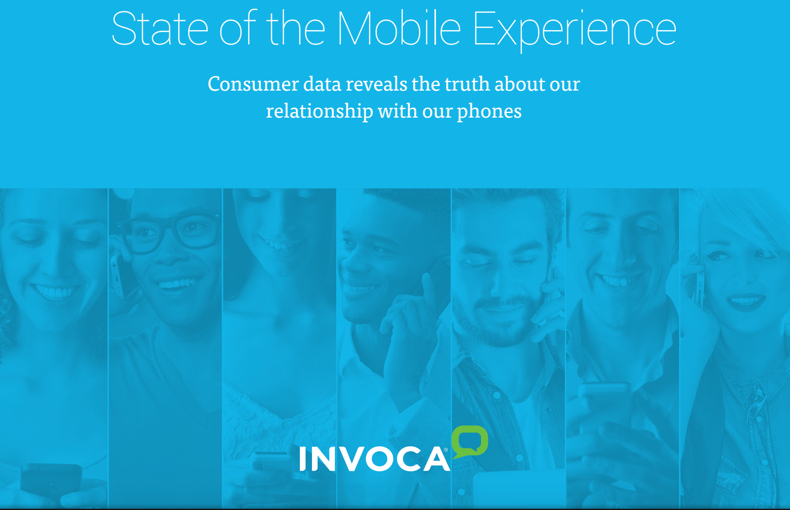 The State of the Mobile Experience Cover Photo