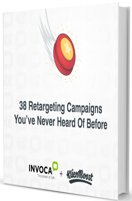 Klientboost Retargeting eBook Book Image 2