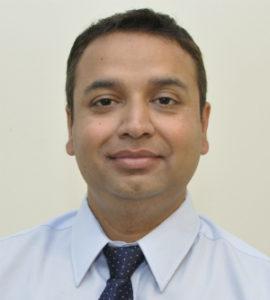 Ujjwal Bhattarai of Brady Corp