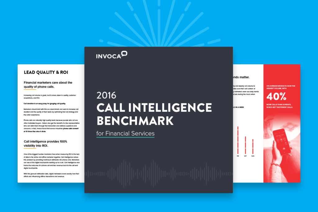 Financial Services Call Intelligence Benchmark