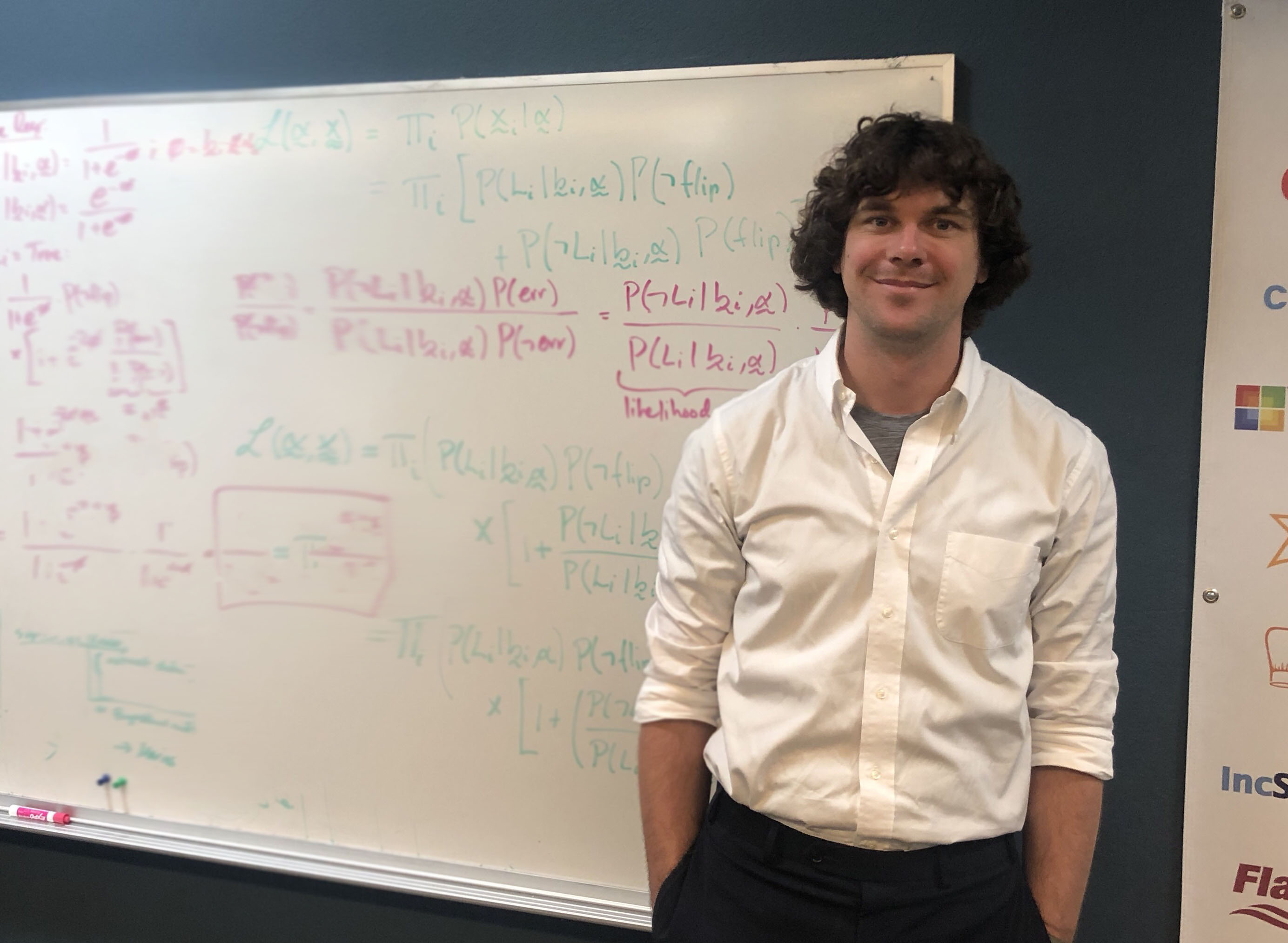 Employee Spotlight: Mike McCourt, Astrophysicist Turned Data Scientist