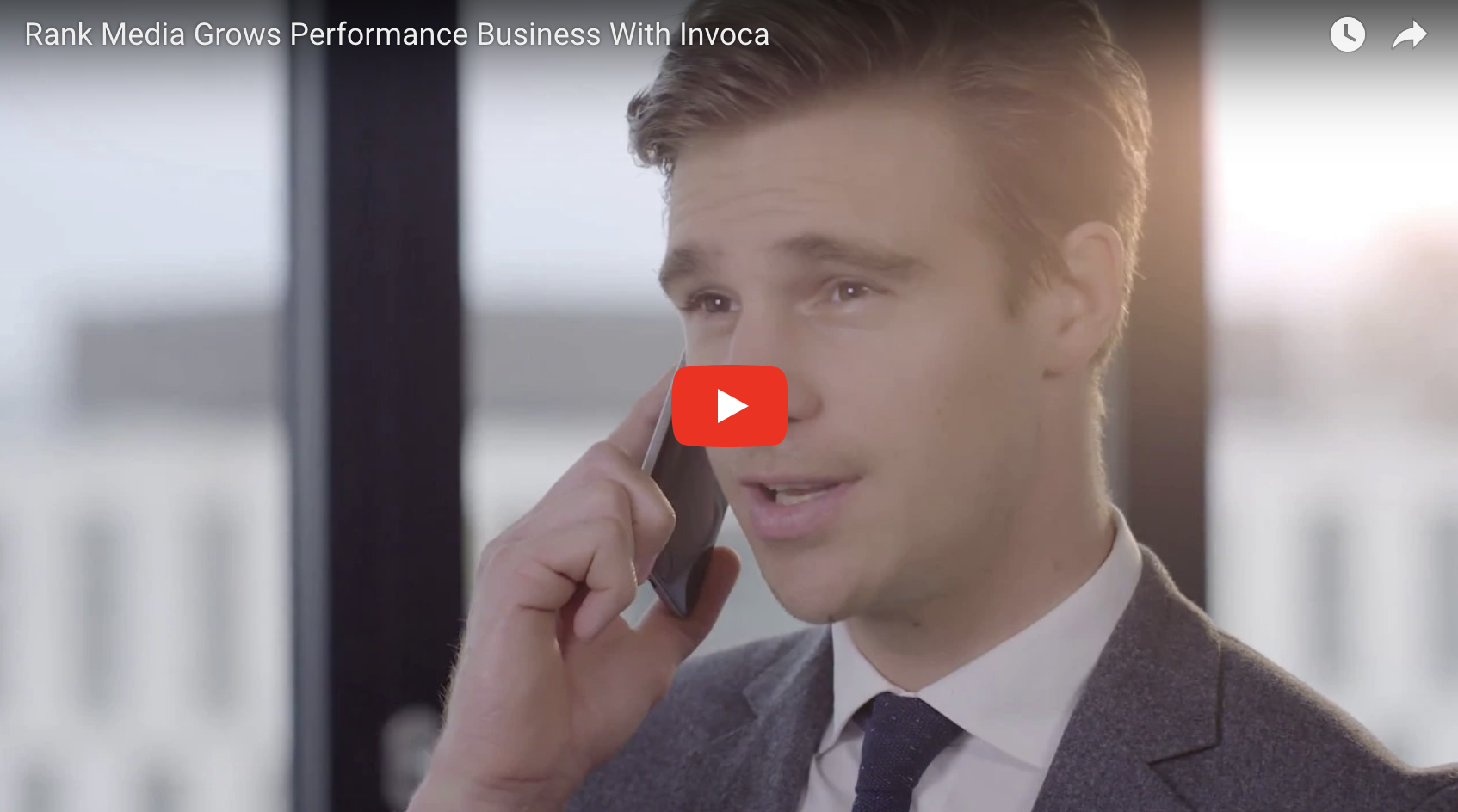 Rank Media Grows Performance Business With Invoca [Video]