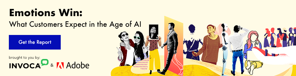 Learn what customers expect from brands in the age of AI