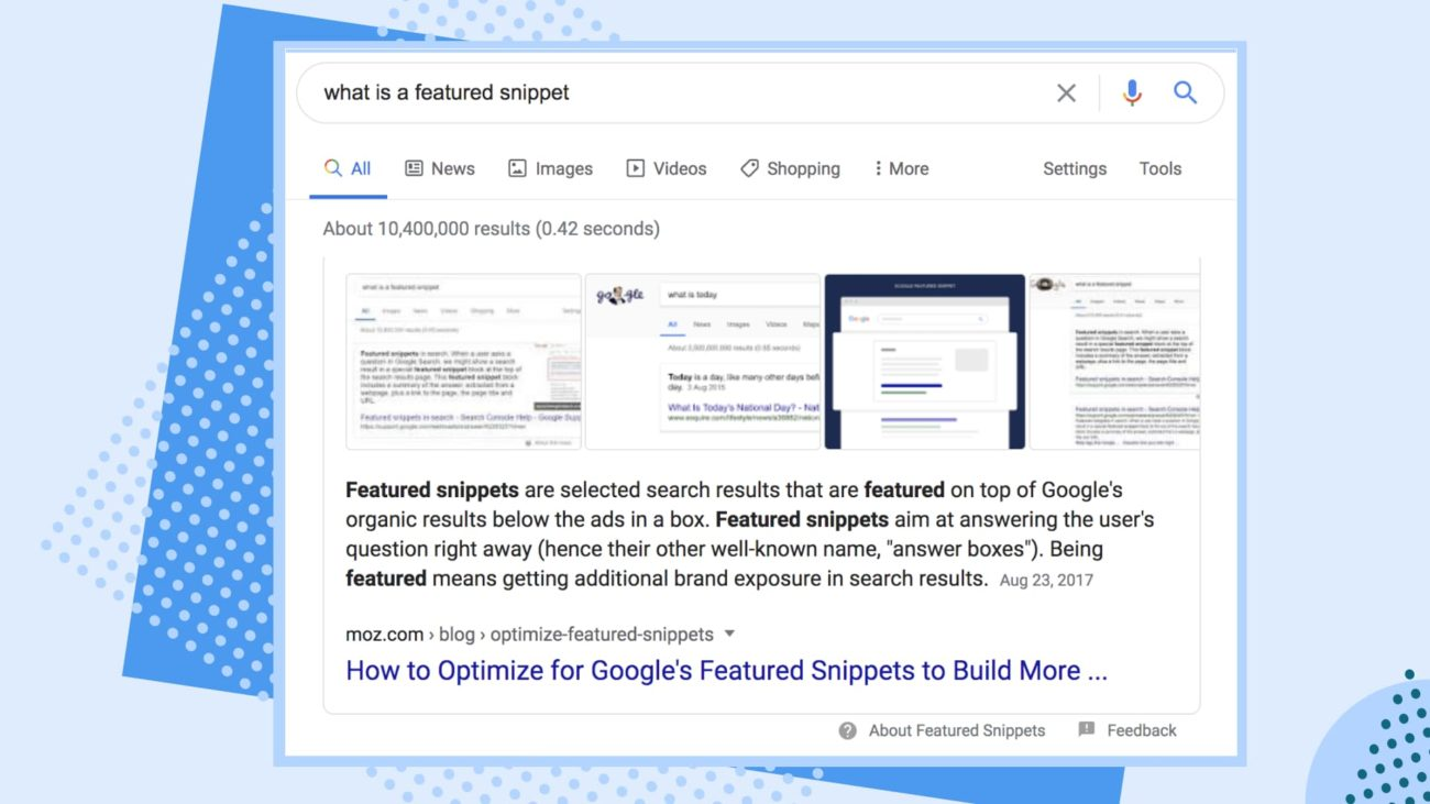 How Changes to Google Featured Snippets Hurt SEO and Why You Shouldn't Care