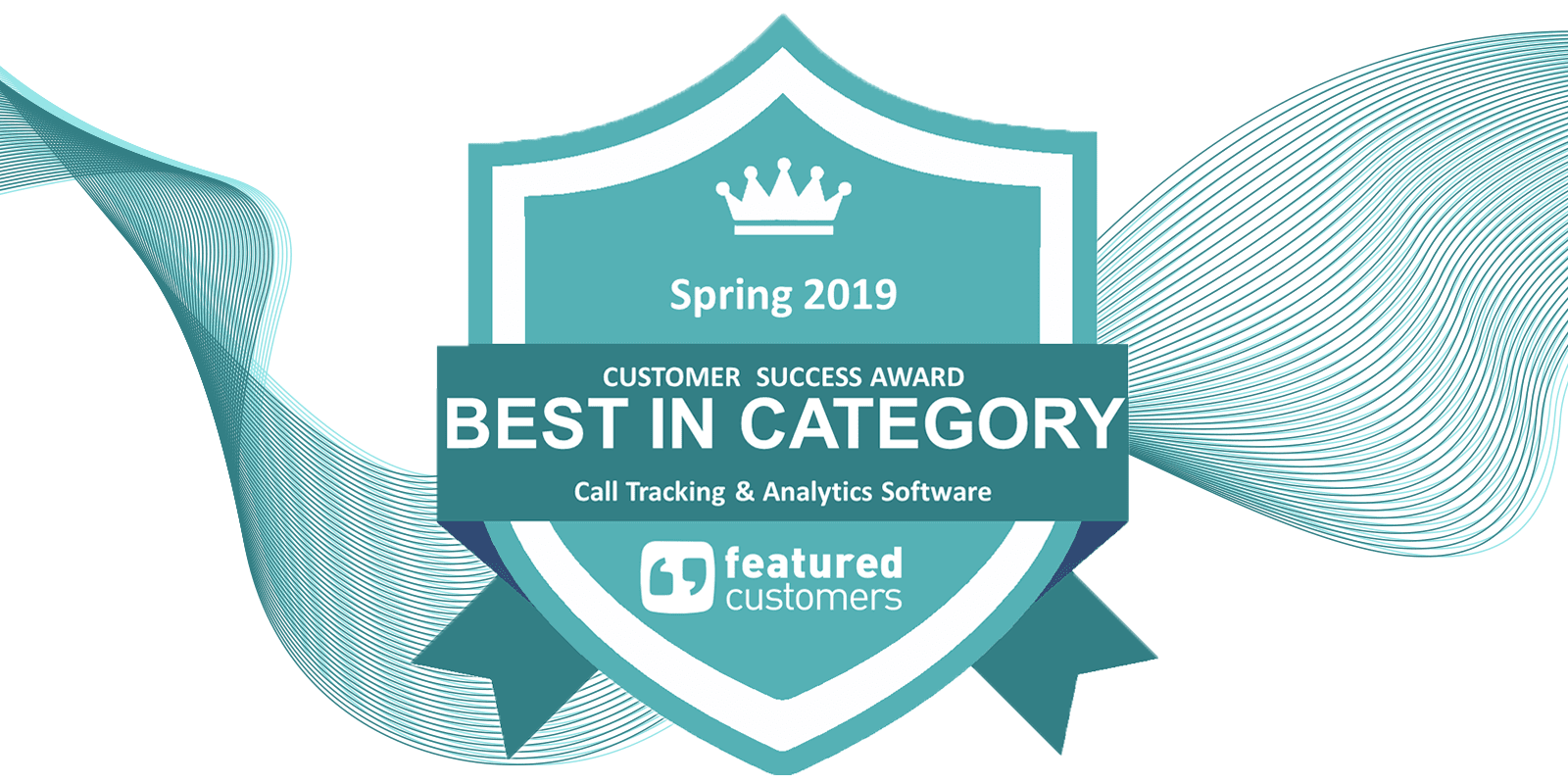 Invoca Named Best in Category & Market Leader in FeaturedCustomers Call Tracking Report