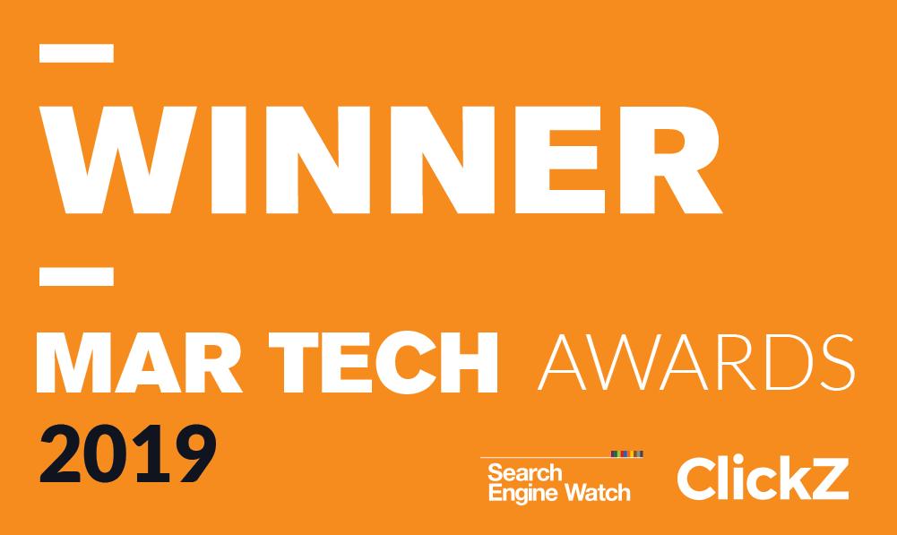 Invoca Named Best Call Analytics Platform in Marketing Technology Awards 2019