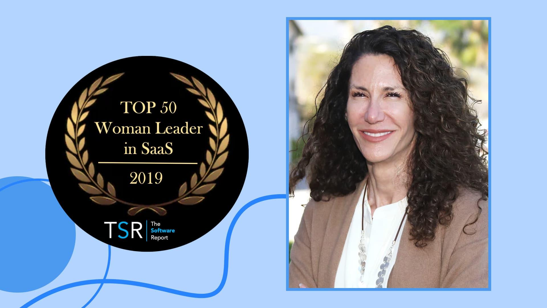 Invoca's VP of People and Culture, Ellen Raim, Named Top Leader in SaaS