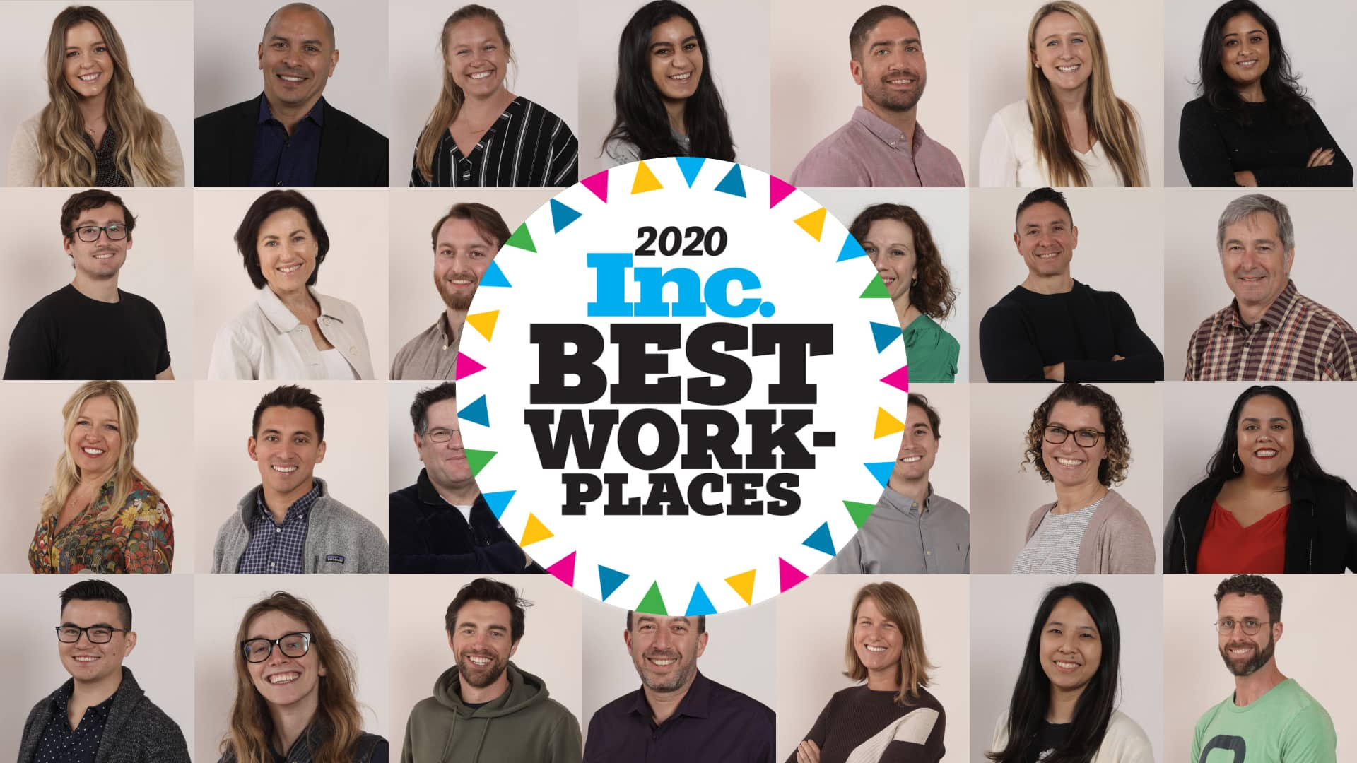 Invoca Named Inc. Best Workplace of 2020