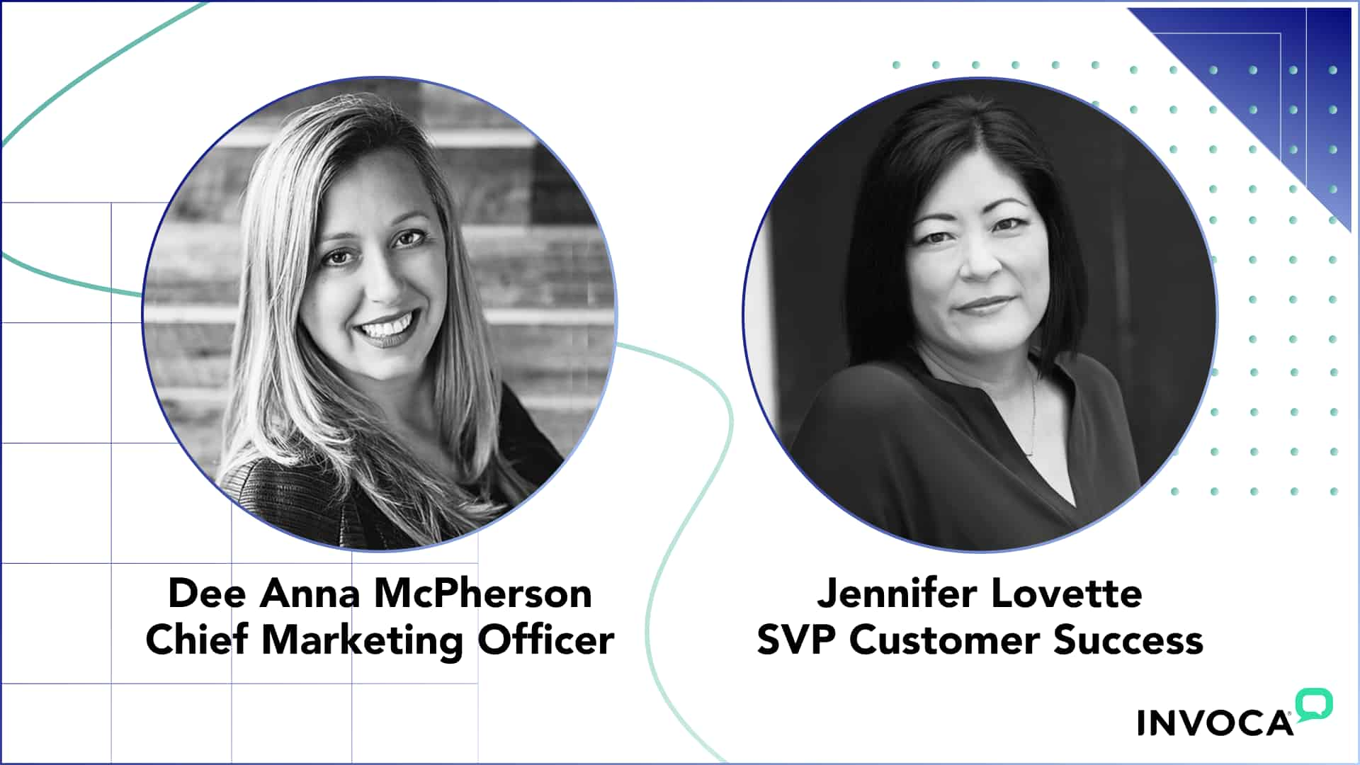 Invoca Welcomes New CMO and SVP of Customer Success
