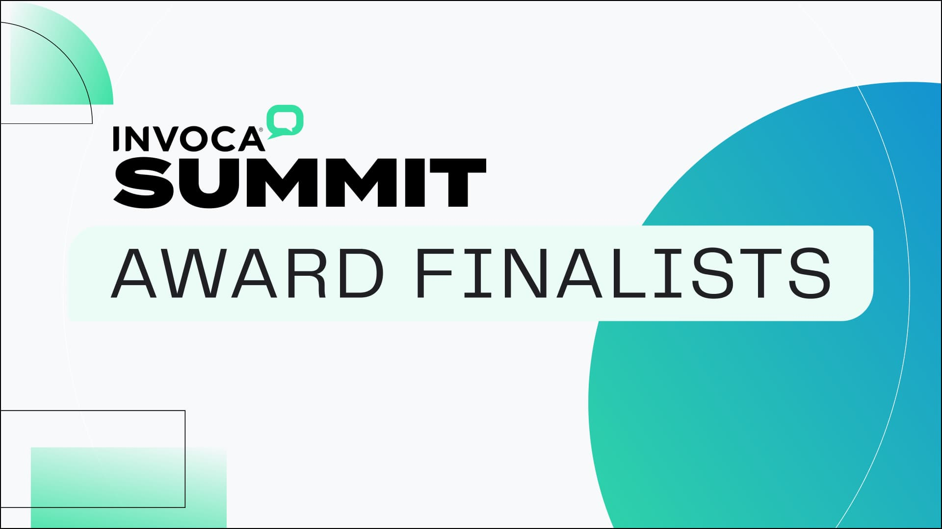 Announcing The 2020 Invoca Summit Awards Finalists!