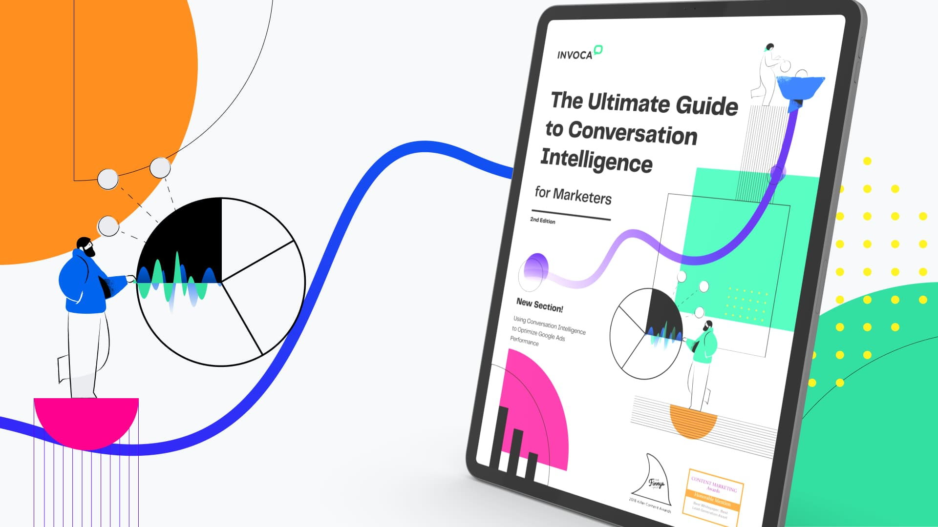 Introducing the Ultimate Guide to Conversation Intelligence for Marketers