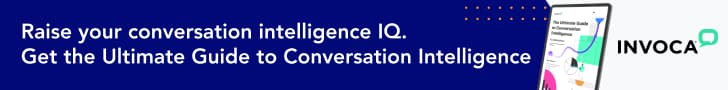 Download the Ultimate Guide to Conversation Intelligence