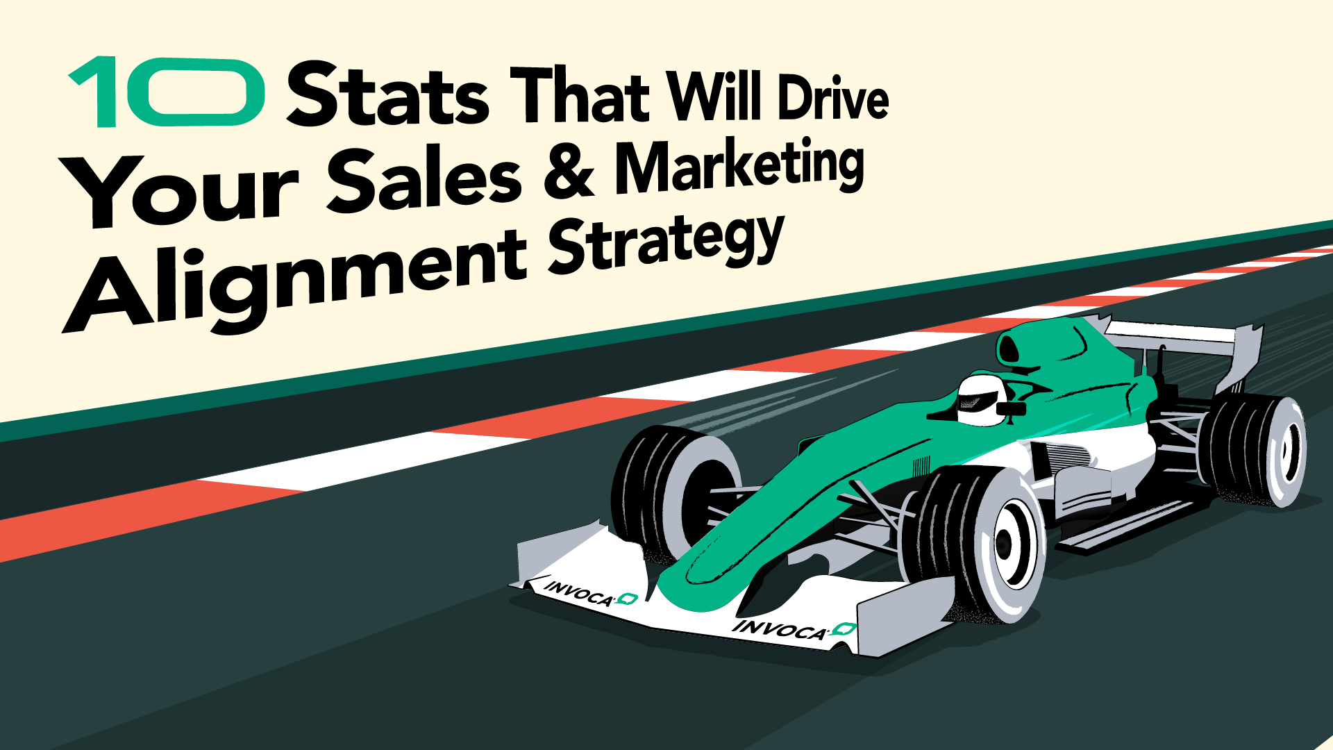 10 Stats to Drive Your Sales & Marketing Alignment Strategy